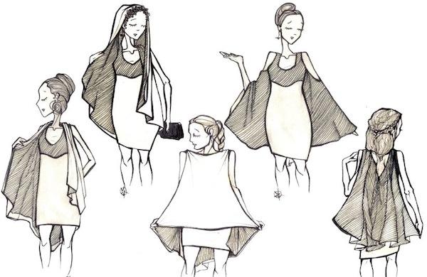 Gaia Audino, l'atelier di Torino dove la moda è trasformista