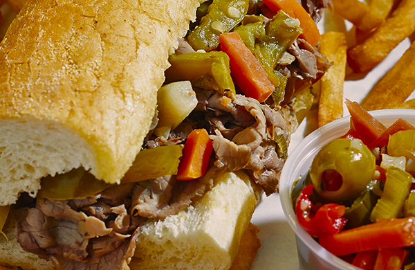 Italian Beef, A Sloppy Chicago Favorite