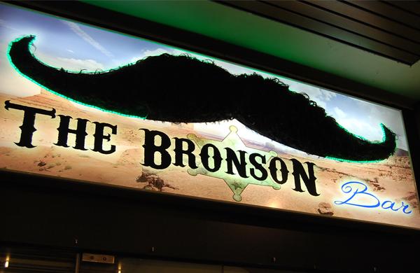 The Bronson Zaragoza, el bar dedicado a Charles Bronson