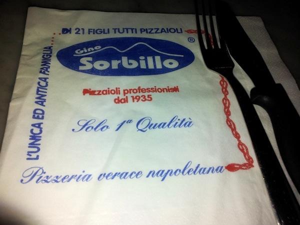 Pizzeria Sorbillo Napoli dal 1935