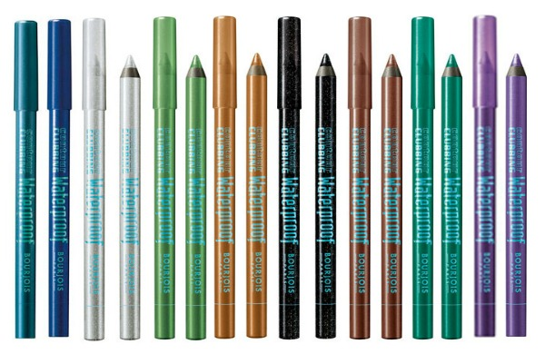 Bourjois Waterproof Coloured Liners