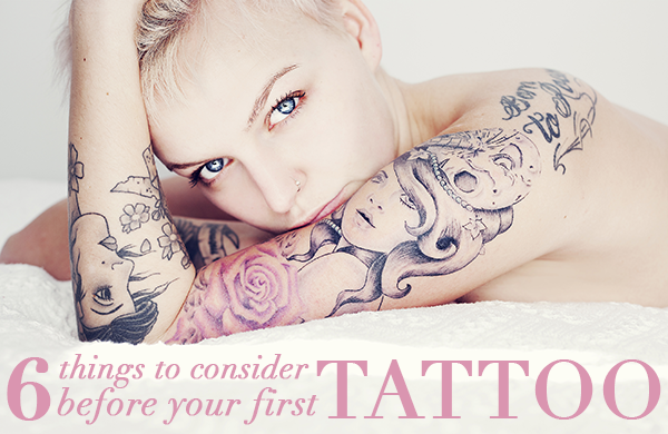 Are You Ready for a Tattoo?