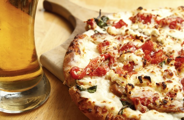 Five San Jose Pizza and Beer Pairings