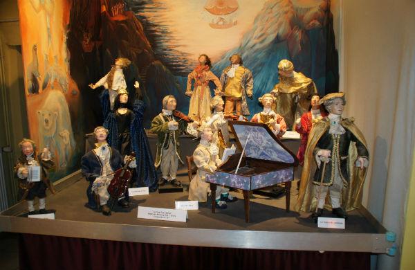 Lyon : le musée des automates, retour vers l'enfance