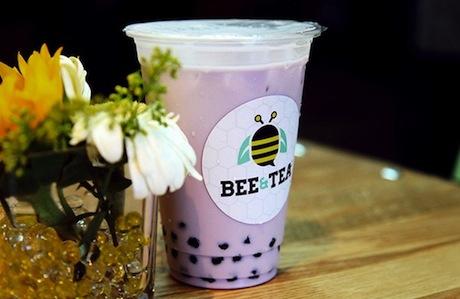 bee and tea