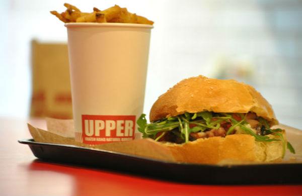 Upper Burger, le fast-food gourmet à deux pas de Gambetta