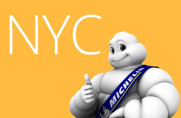 New York City Michelin Stars for 2015