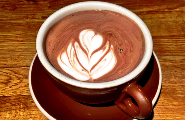Brush Off the Winter Chill with Hot Cocoa