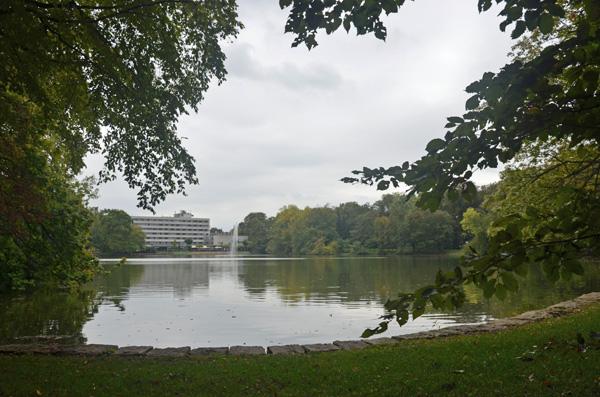 Stadtwald Köln Lindenthal
