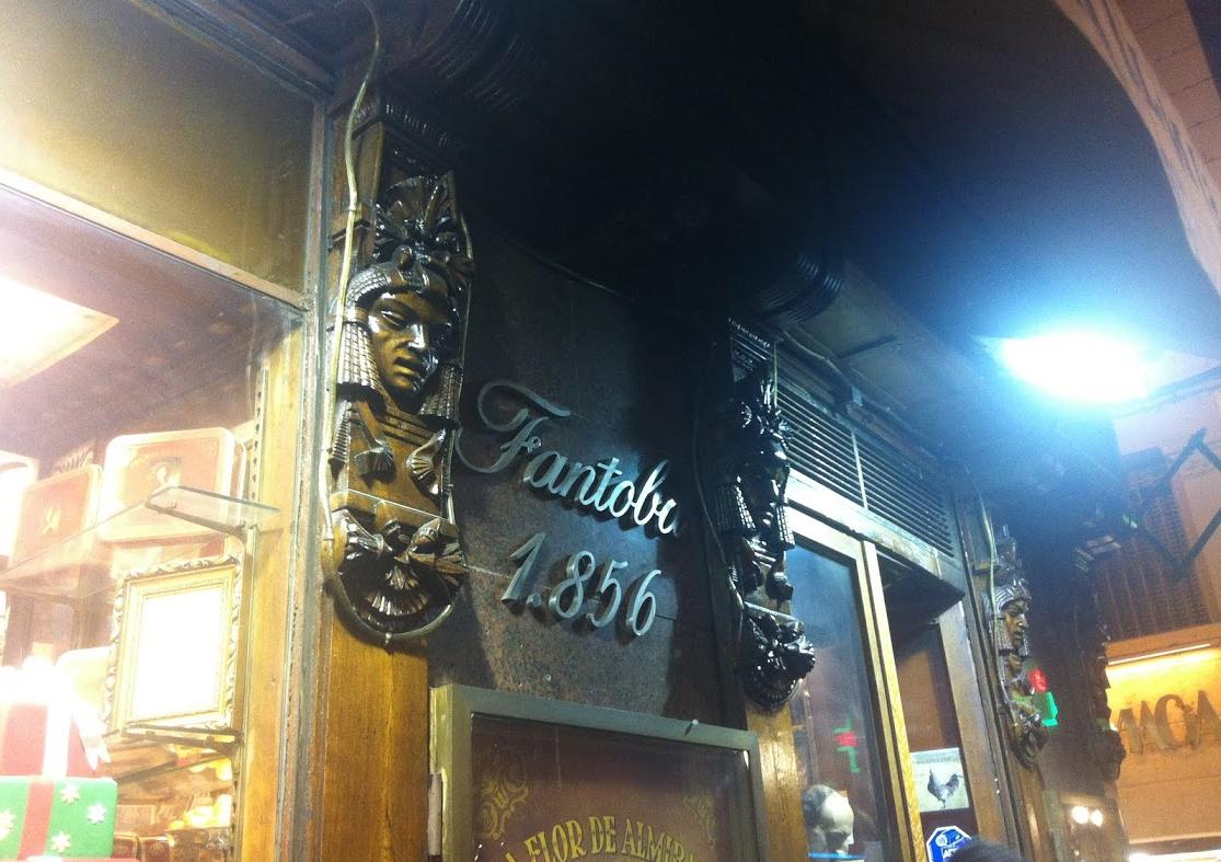 La Pastelería Fantoba en Zaragoza