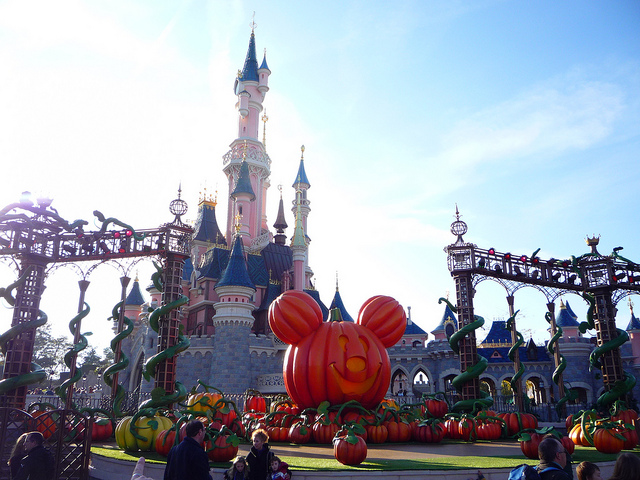 Halloween Disney Paris