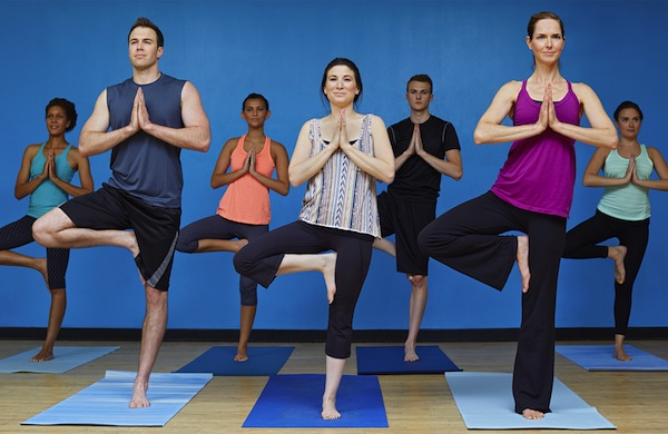 Four Terms to Know Before Your First Vinyasa Class