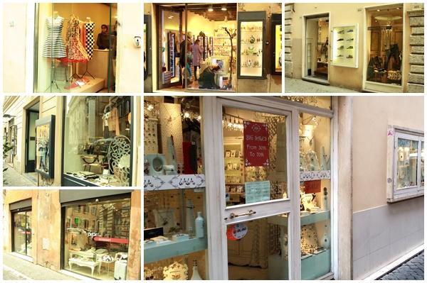 Negozi Per Cake Design Roma : Roma, shopping a Campo de  Fiori: i negozi pi? trendy e ...