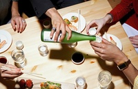 Six Rules for Sipping Sake