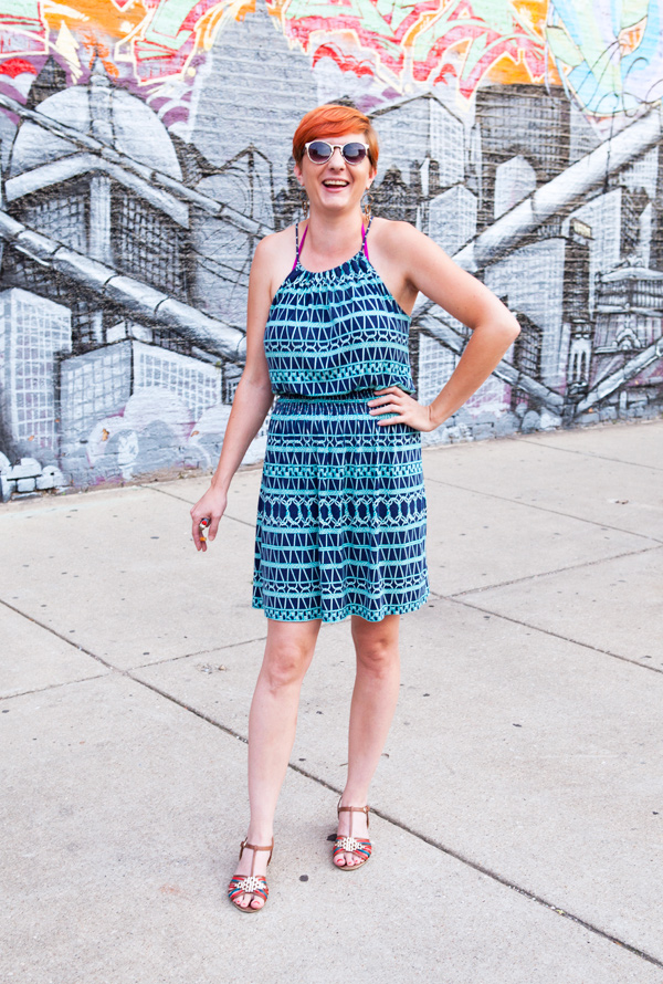 Chicago Style Amp Beauty Street Style At Six Corners In