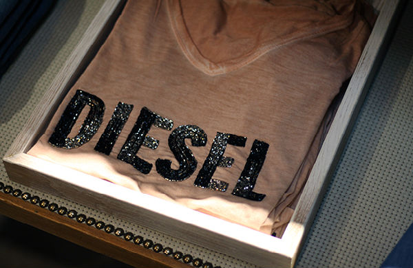 Diesel Store, le denim à la mode de Bordeaux