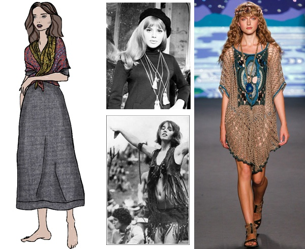Even In Fashion History Repeats Itself