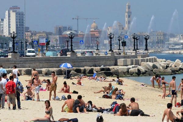 spiagge Bari