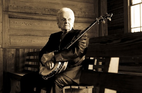 Bluegrass Legend Ralph Stanley Says Goodbye to Chicago