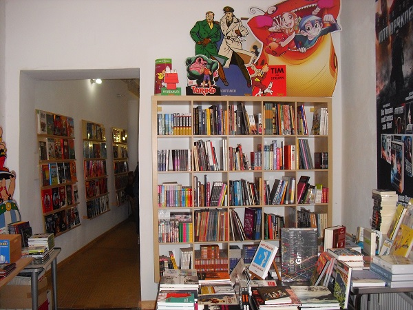 Comics and Graphics Berlin