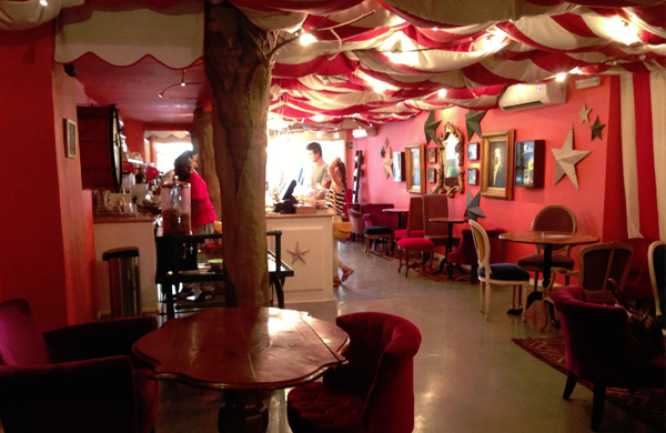 Pudding Barcelona, un lugar mágico para toda la familia