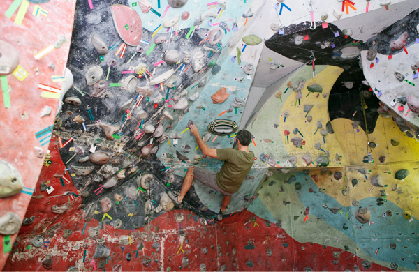 A First-Timer's Guide to Rock Climbing
