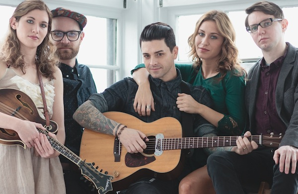 Chris Carrabba of Dashboard Confessional and Twin Forks Picks His Favorite Soundtrack Songs