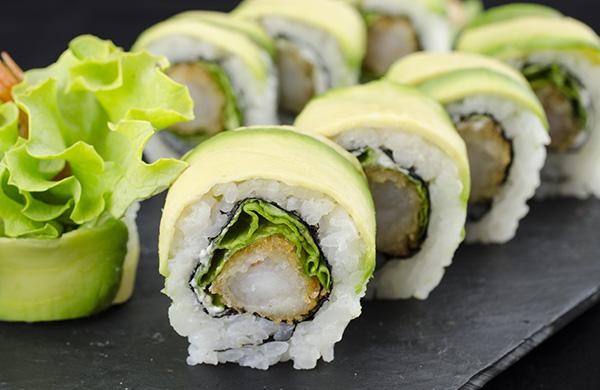 Sushi Création Vents et Marées