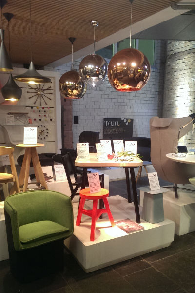 The Interior Of Lighthouse Home Interiors In Glasgow