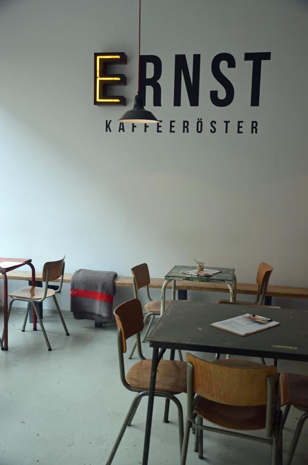 Ernst Kaffeeröster in Köln