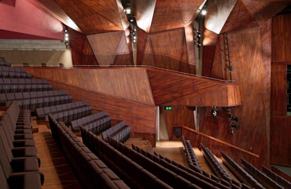 The Lyric Theatre Belfast