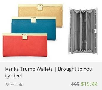 deal widget wallet 342c300