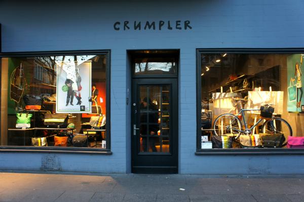 Crumpler Hamburg