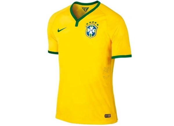 maglia brasile 2014