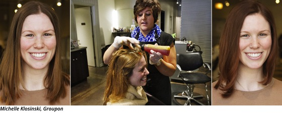 Chicago style beauty hair glazing at salon 1800 in for 1800 salon chicago