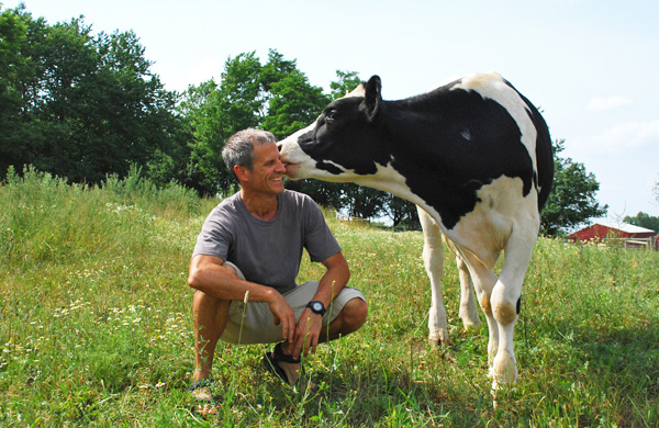 Nine Go To Vegan Meals from Farm Sanctuarys Co Founder