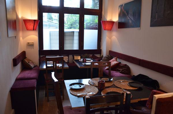 Das Oxin - persisch mediterrane Küche in der Kölner Südstadt