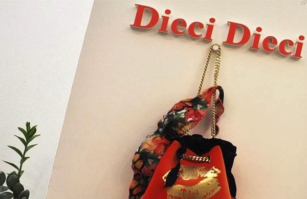 Abbigliamento e grandi firme a Napoli da Dieci Dieci a Chiaia
