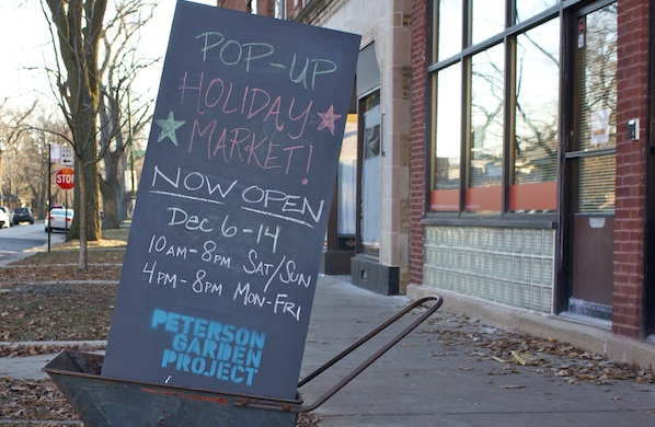 Peterson Garden Project's Holiday Market Isn't Just for Green Thumbs