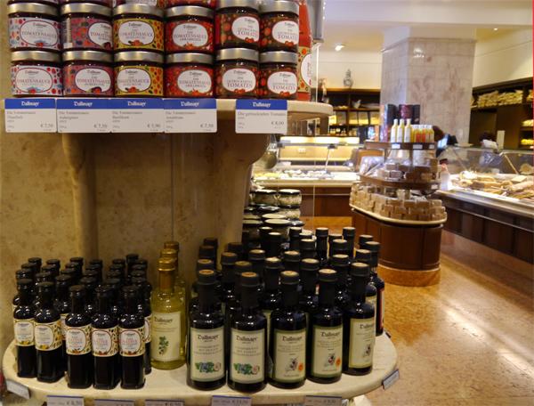 Dallmayr – Feinkost-Kaufhaus, Kaffee und königlicher Hoflieferant