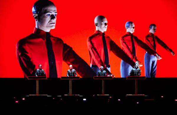Three Feelings You'll Feel at Kraftwerk's 3D Concert Tour