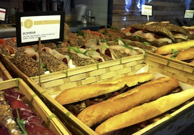 le baguette di My Bags a Roma