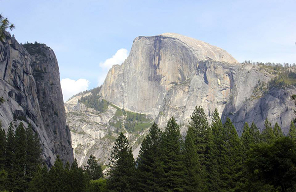 What It's Like to Do the Half Dome Hike in Yosemite