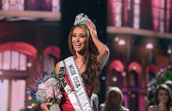 Miss USA Shares Her Go-To Looks