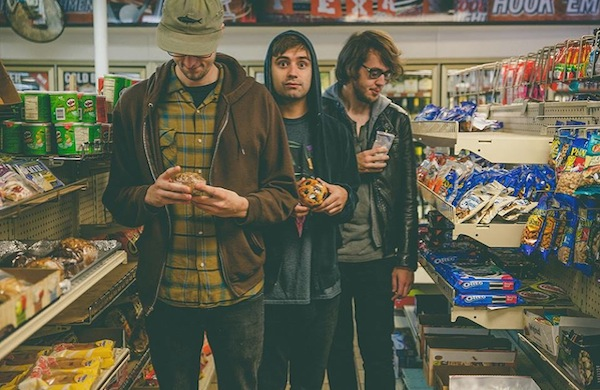 Dylan Baldi of Cloud Nothings Is a Man of Few Words. But They're Good Ones.