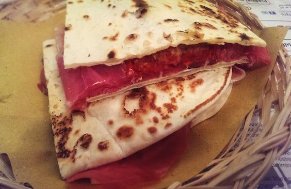 Cinque posti dove mangiare un'ottima piadina a Rimini