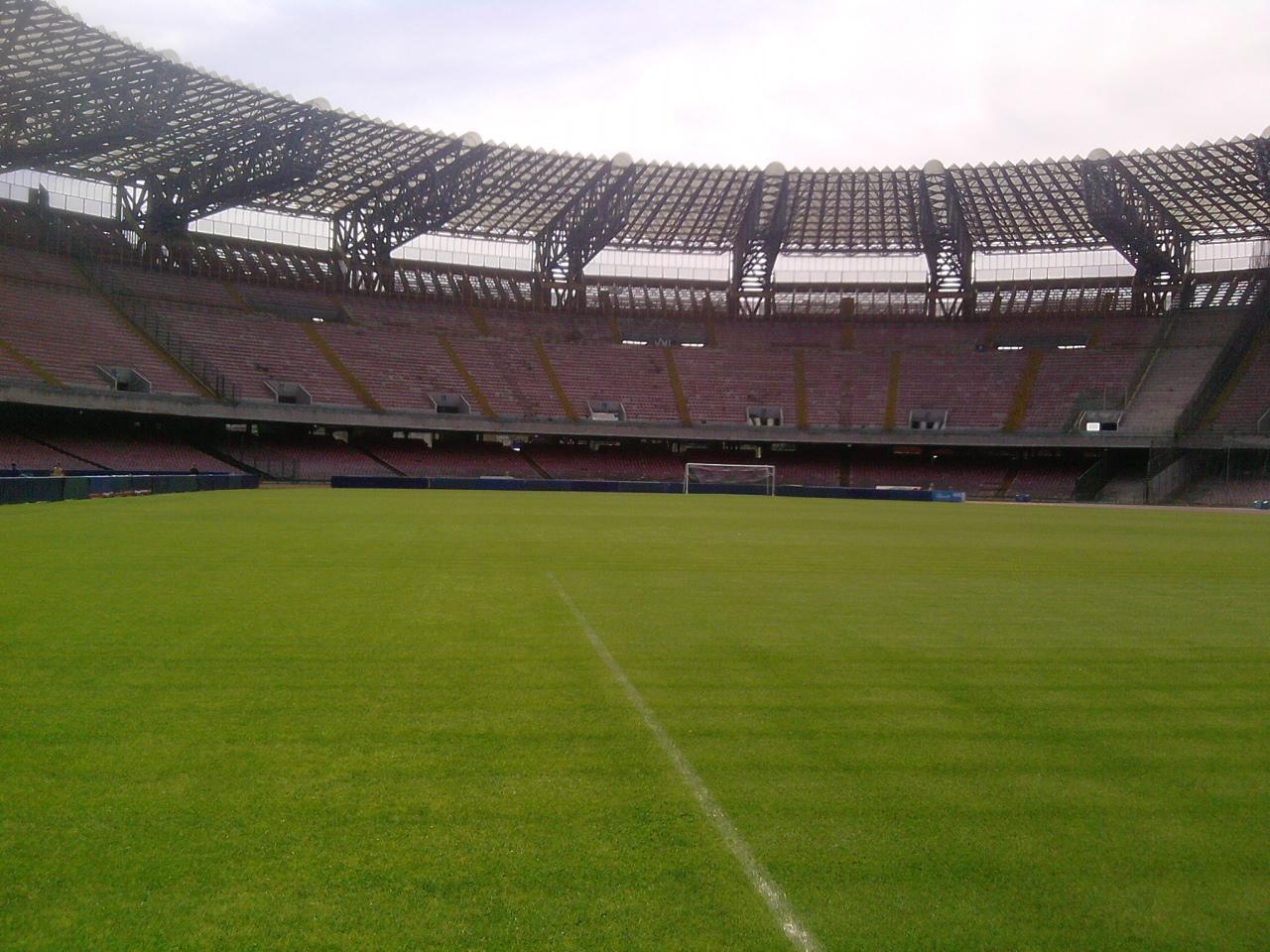 Napoli: dove mangiare vicino allo stadio San Paolo