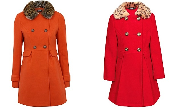 coats with faux fur collars