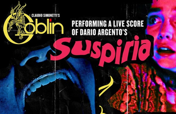 "Goblin's Theme for ""Suspiria"" Makes These Four Family Films Absolutely Terrifying"