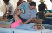 Massage for Runners Isn't Just About Feeling Good